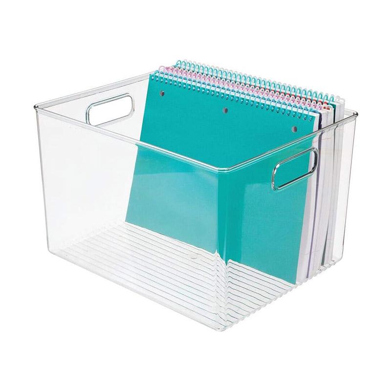 plastic storage container bin